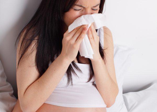 Простуда во беременности